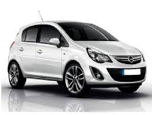 Alquiler de Opel Corsa  en Lucena