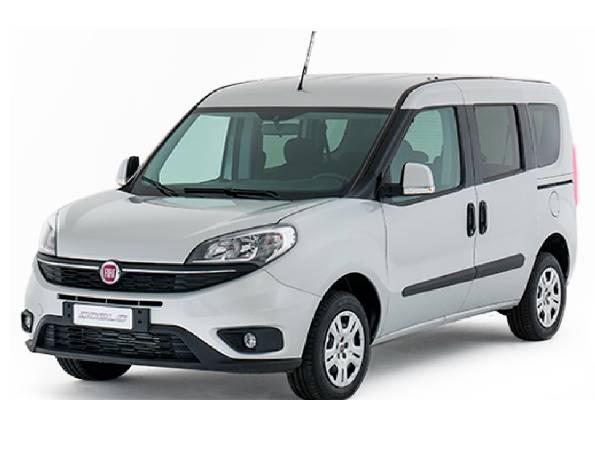 Alquiler de Fiat Doblo pasajeros  en Lucena