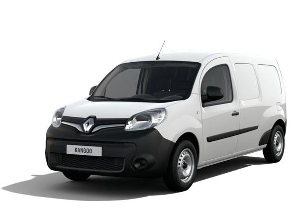 Alquiler de Renault Kangoo industrial   en Lucena