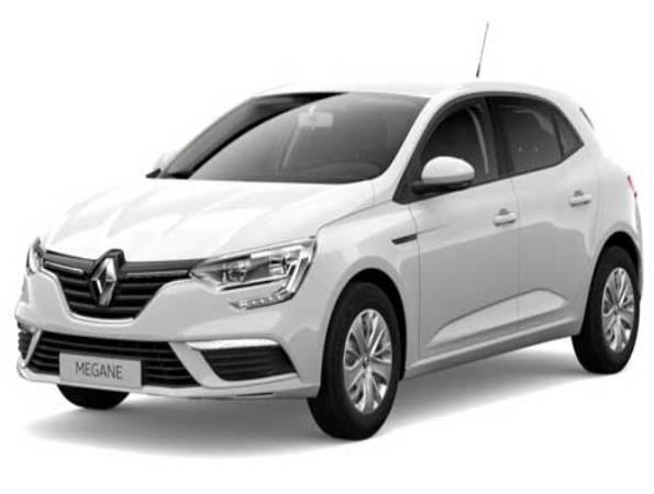 Alquiler de Renault Megane  en Lucena